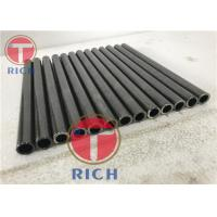 Cold Drawn Alloy Seamless Steel Tube 1 - 12m With Aisi 4130 Steel Grade
