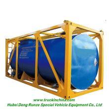 20FT Bitutainer for Crude Oil Asphalt Transport (Container Tank)
