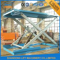 China Mini lift 2500 small home car lift tables with CE , automotive scissor lift on sale