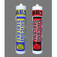 Quality Neutral Transparent RTV Silicone Sealant Fast Drying Waterproof Caulk for sale