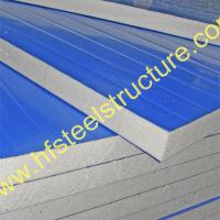 Quality Heat Insulation And Fast Installation EPS Sandwich Panel For Roof And Wall for sale