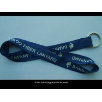 Quality Wholesale cheap custom printing neck polyester lanyard no minimum order for sale