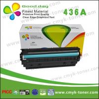Buy cheap 436A compatible toner cartridge for HP LaserJet M1120 M1120N  M1522N from Wholesalers