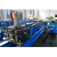 Quality Material Thickness 1.5 - 3mm Solar Strut Roll Forming Machine 12 Months Warranty for sale