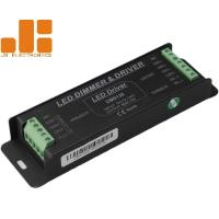 Buy cheap 3 Channels LED Dimmer Controller PWM Signal Output 0-10V Aluminium Alloy Housing from wholesalers