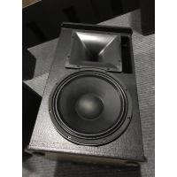 China G-512 Single 12'' speaker 1*12LF ,1*1HF wood horn pa speaker on sale