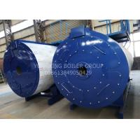 Buy cheap 1.05MW Oil Furnace Hot Water Heater Stainless Steel For Textile Production Line from wholesalers