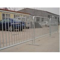 Quality Temporary Event Barrier Panel 38mm Diameter Pipe 1.1m for sale