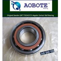 Quality Low Vibration Angular Contact Ball Bearing SKF 7313AC/C3 for sale