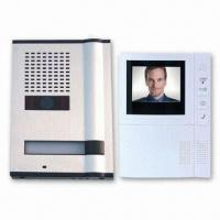 China Video Door Phone Intercom Systems for Residential, Commercial or Communities on sale