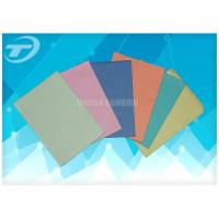 Quality Disposable Medical Dental Patient Bibs 2 Ply Paper + 1 Ply Poly Film CE/ISO Certificate for sale