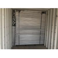 Quality Anti Corrosion 10 Ft Chain Link Fence Panels , Temporary Panel Fencing for sale