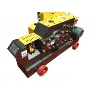 Quality Movable Rebar Processing Equipment For Steel Cutting Small Size OEM Accepted for sale