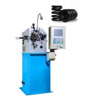 Quality Fast Debug Spring Winding Machine 400pcs/Min With Chinese / English Monitor Display for sale