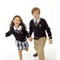 Quality Primary School Uniform Custom-Order Form All Over The World for sale
