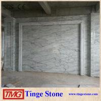 China White Onyx Marble Burma Jade Marble Tile For House Decoration on sale