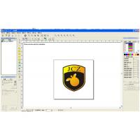 China EZCAD2 Laser Engraving Software With Camera / Fly Mark / Double Axis on sale