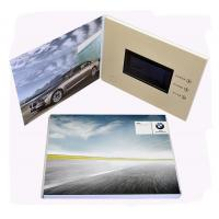 Lcd Video Brochure greeting Card