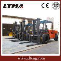 Strong power 16 ton diesel forklift with chinese famous engine