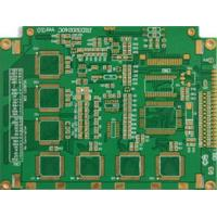 Quality Halogen Free Double Sided PCB Prototype Board , FR4 Circuit Board PCB Prototype Service for sale