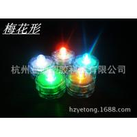 LED electronic waterproof lamp Diving the candle light Aquarium lights