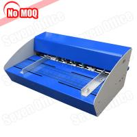 Quality NO MOQ metal automatic creaser paper perforating and creasing machine a3 manufacturer for sale
