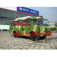 4x4 140HP Dongfeng EQ6670PT Off Road BUS