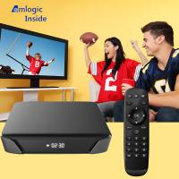 China G10CX2 2T2T Wifi Amlogic S905X2 TV Box Support Multilateral Languages on sale
