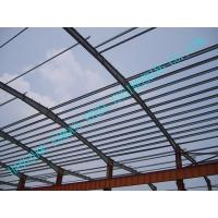 Quality Single Span/Multi-span Pre-engineered Steel Building With Stability Test for sale