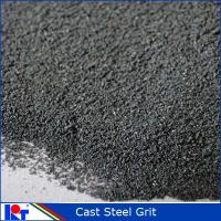 Quality Blast material Abrasive steel GRIT for steel surface G40 for sale