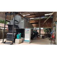 Quality Environmental Industrial Biomass Fired Steam Boiler For Plywood Industry 6 Ton/H for sale