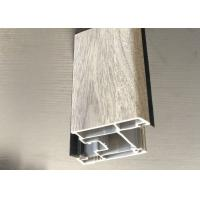 Strong Impact Resistance UPVC Extrusion Profiles For Low Energy Houses
