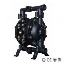 Quality Food Grade Pneumatic Diaphragm Pump Sucking And Releasing Function for sale
