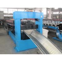 Buy PLC Control Cable Tray Roll Forming Machine , Metal Roll Forming Equipment at wholesale prices