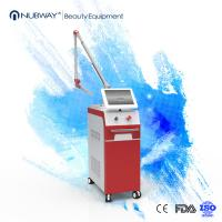 Quality 2016 Newest!1064nm 532nm picosecond nd yag laser pulsed dye laser for tattoo removal for sale