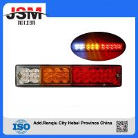 China Electric tricycle rectangle LED tail stop light on sale