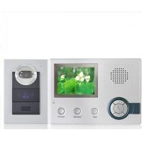 "Quality Waterproof HD 2.4GHz Wireless 3.5 "" Digital Display Screen Video Intercom Door Entry Phone for sale"