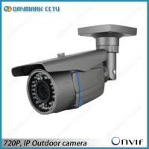 Outdoor 720p CCTV Network Camera HD CMS