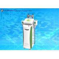 Quality Multifunction Cryolipolysis Slimming Machine 2inch Handle with Ultrasonic Techenical for sale