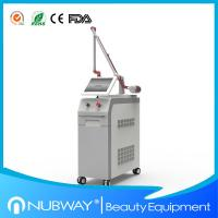 Quality Medical 4 wavelengths Nd Yag Laser 1064 532 585 650 tattoo removal for sale