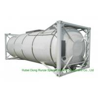 Temperature Controlled Tank Container Insulated Cooling - Steam Heated - Glycol Heated