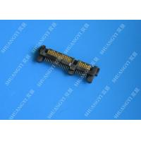 Buy cheap Rectangular Board In Wire To Board Connectors Brass Environmental Protection from wholesalers