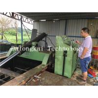 Quality Hydraulic Driven Manual Valve Control Cuboid Block Y81 - 200 Baling Press for sale