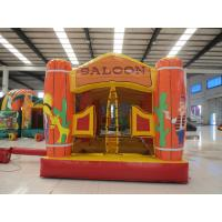 Quality Kids Inflatable Bouncy Castle with Safe Net Commercial Grade Bounce House Jumpy Castle for Park for sale