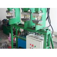 Convertible Hydraulic Pipe Punching Machine High Precision Wtih Touch Screen
