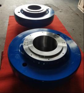 China HITACHI EX8000 excavator track roller, HITACHI EX8000 excavator track carrier roller on sale