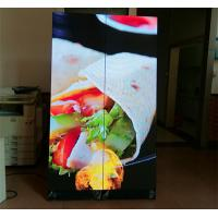 China Linkable Indoor WIFI/USB control clear LED Poster for shopping mall Advertising on sale
