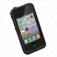 China Case for iPhone 4/4S, Life-proof, Waterproof, Dirt-proof, Snow-proof and Shock-proof on sale