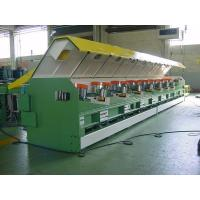 China 22kw - 110kw High Speed Wire Drawing Machine With Ironed Cast Frame on sale