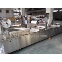 Quality Full Automatic Vacuum Packing Machine For Packing Meat Corn Sausage All Kinds Of Food for sale